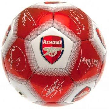 Arsenal Football with Signatures WT